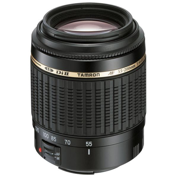 Tamron AF 55-200/4,0-5,6 Di II LD for Canon