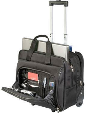 Targus valigia per computer portatile a rotelle TBR003