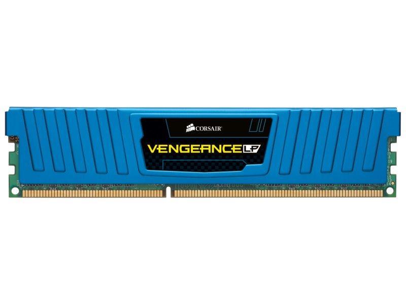 Corsair Vengeance Blue DDR3 1600MHz LP 2x4GB (CML8GX3M2A1600C9B)