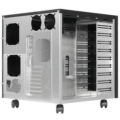 Lian Li PC-343 (Nero)