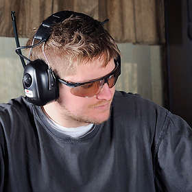 3M Peltor XP Radio Headset Headband