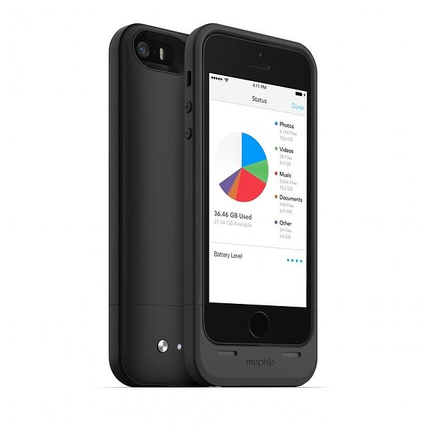 Mophie 32GB Space Pack for iPhone 5/5s/SE