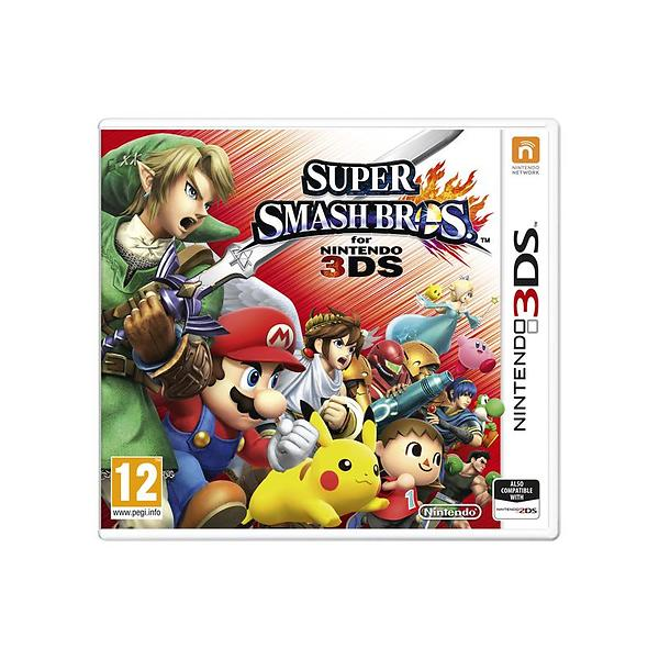 Nintendo 3DS XL (+ Super Smash Bros.) - Limited Edition