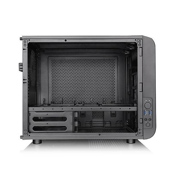 Thermaltake Core V21 (Nero/Trasparente)