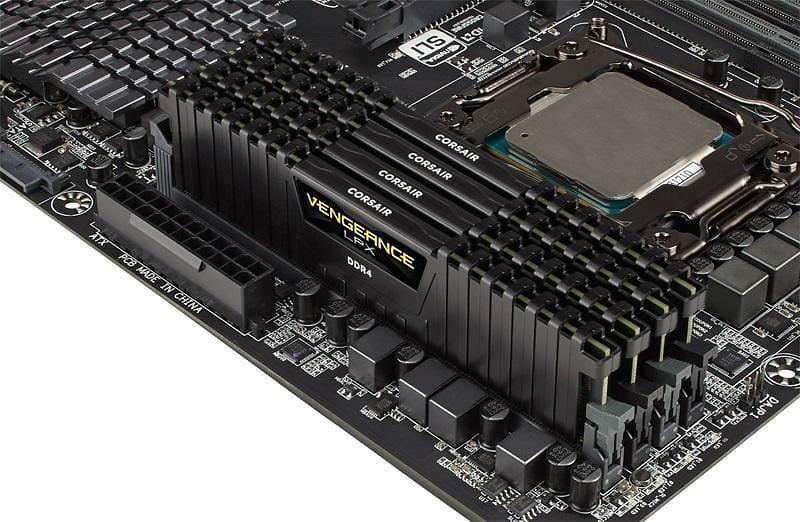 Corsair Vengeance LPX Black DDR4 3000MHz 2x4GB (CMK8GX4M2B3000C15)