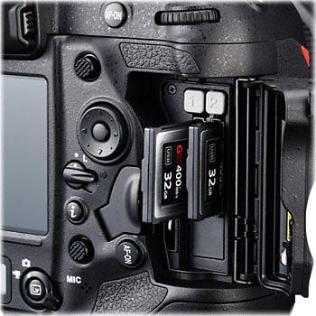 Nikon D5 (XQD)