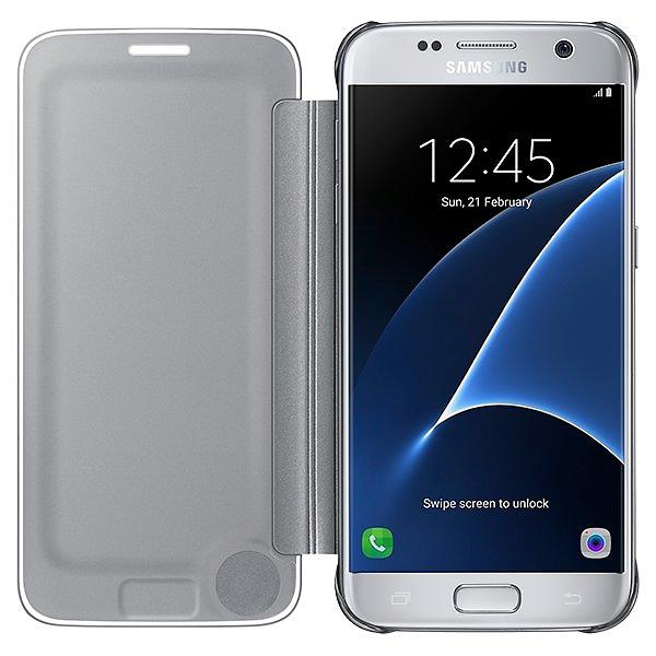 Samsung Clear View Cover for Samsung Galaxy S7 Edge