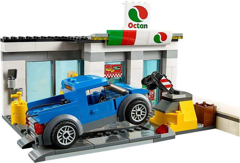 Best deals on LEGO City 60132 Service Station LEGO - Compare prices ...