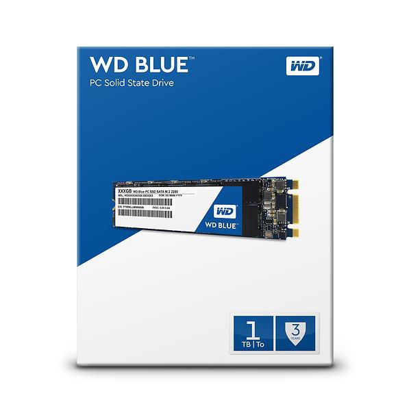 WD Blue PC SSD M.2 SATA III 1TB