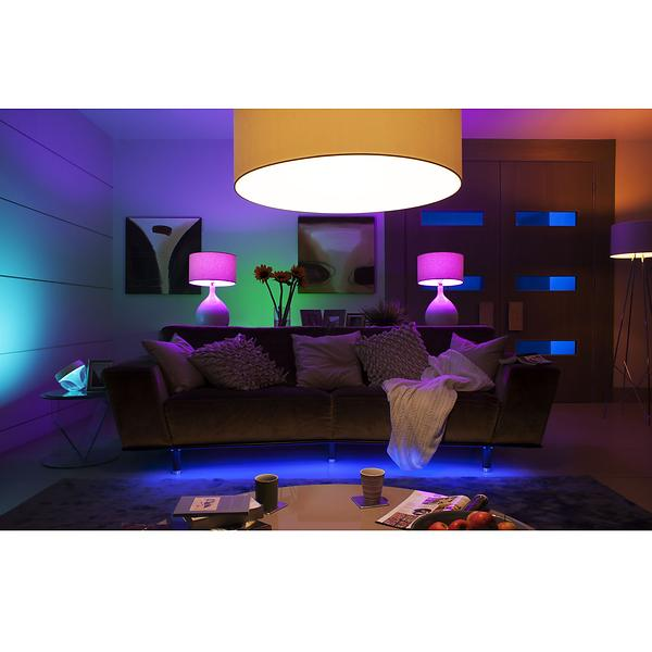 Philips Hue White and Color Ambiance Starter Kit E27 10W 3-pack (Dimmerabile)