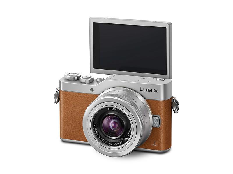 Panasonic Lumix DC-GX800 + 12-32/3,5-5,6