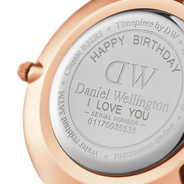 Daniel Wellington Classic Petite Melrose 32mm