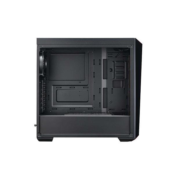 Cooler Master MasterBox Lite 5 (Nero/Rosso/Trasparente)