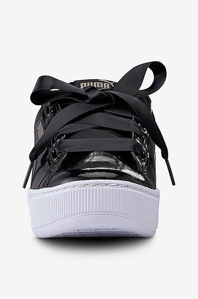 Puma Vikky Platform Ribbon (Donna)