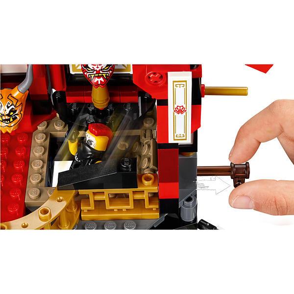 70643 Renaissance Le Lego Temple Ninjago De La JFlK1Tc3