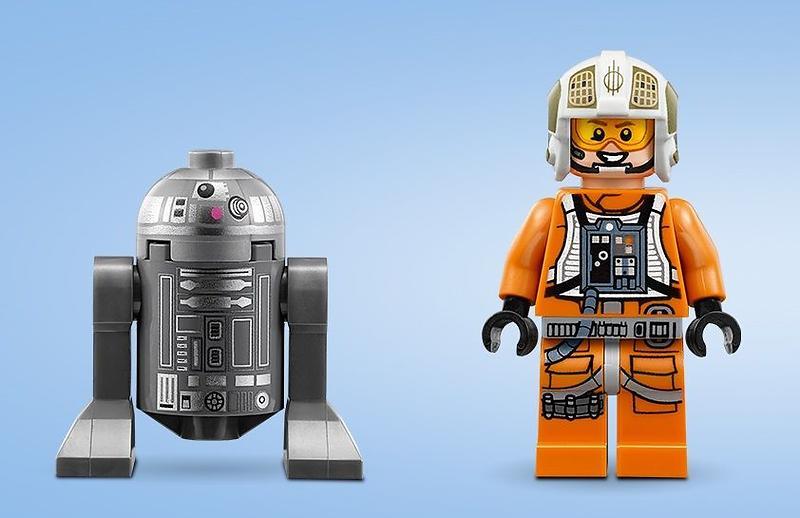 Y Lego 75181 Wing Starfighter Wars Star Y6vybfg7