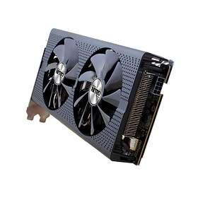 Sapphire Radeon RX 480 Nitro+ OC (11260-02) 2xHDMI 2xDP 4GB