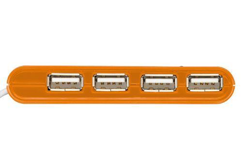 Trust Vecco 4-Port USB 2.0 Mini Hub