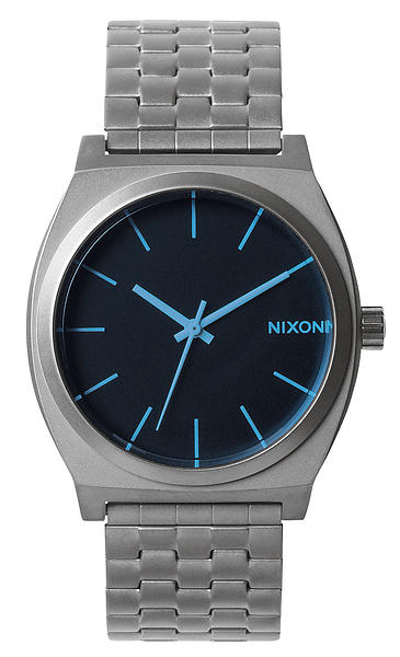 Nixon The Time Teller Steel