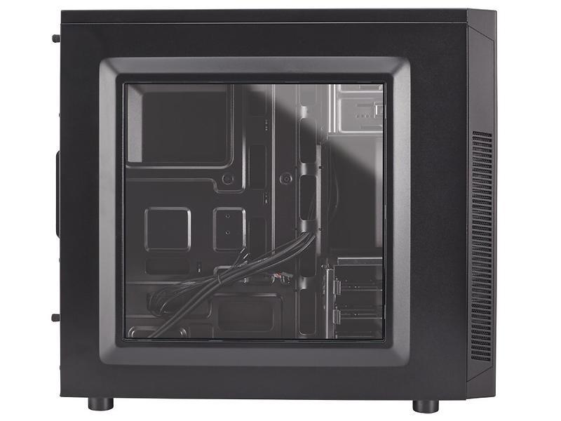 Corsair Carbide 100R (Nero/Trasparente)