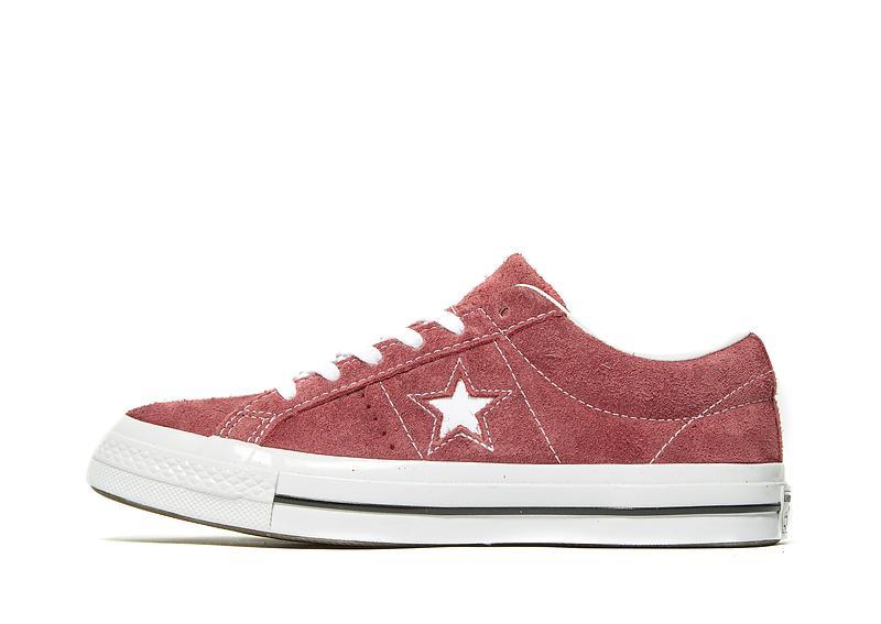 Converse One Star Premium Suede Low (Unisex)