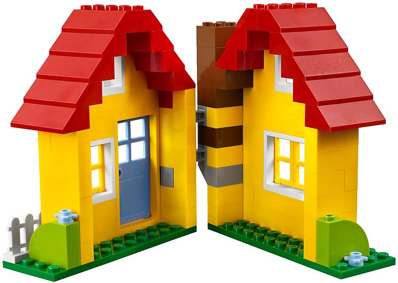 Best deals on LEGO Classic 10703 Creative Builder Box LEGO - Compare ...