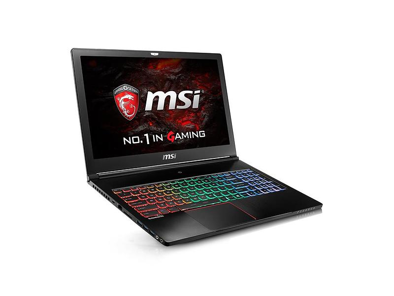 MSI GS63 Stealth Pro 7RE-014XFR