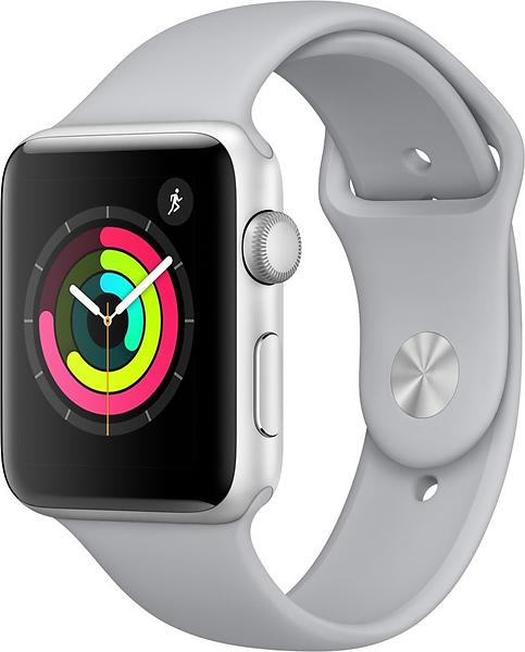 Apple Watch Series 3 38mm Aluminium with Sport Band