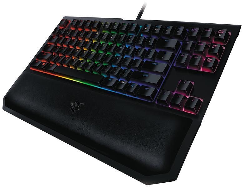 Razer BlackWidow Tournament Chroma V2 Green Switch (FR)