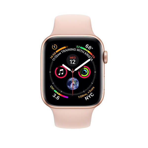 Apple Watch Series 4 4G 40mm Aluminium with Sport Band