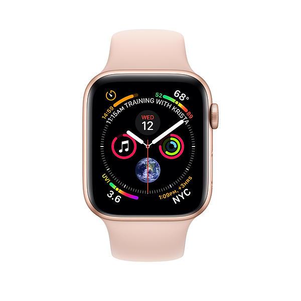 Apple Watch Series 4 4G 44mm Aluminium with Sport Band