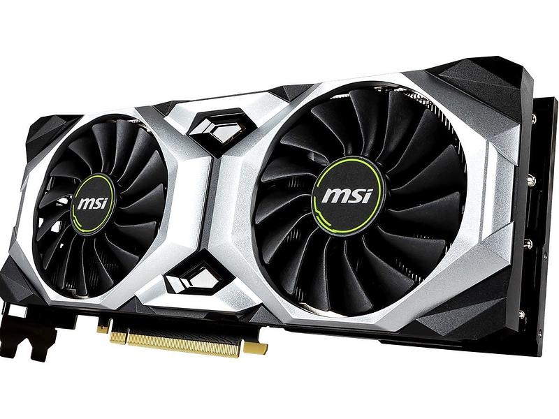 MSI GeForce RTX 2080 Ventus HDMI 3xDP 8GB