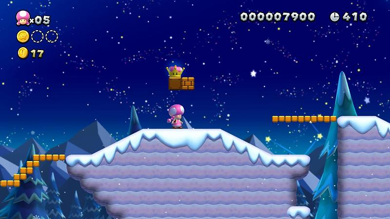 New Super Mario Bros. U - Deluxe Edition (Switch)