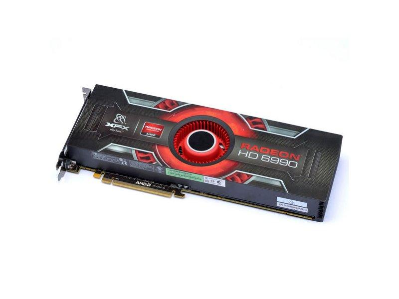 XFX Radeon HD6990 4xMini-DP 4GB