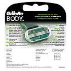 Gillette Body 4-pack