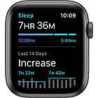 Apple Watch SE 44mm Aluminium with Sport Band