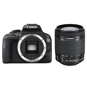 Canon EOS 100D + 18-55/3.5-5.6 IS STM