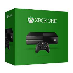 Microsoft Xbox One 500GB (incl. Kinect + Assassin's Creed: Black Flag + Unity)
