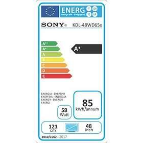 Sony Bravia KDL-48WD653