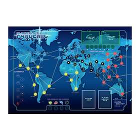 Z-man Games Pandemic (Revised Edition)