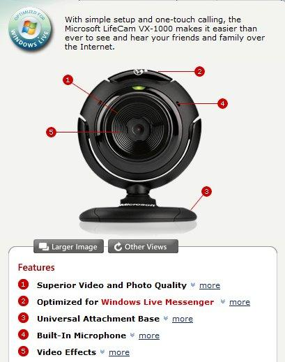 lifecam vx 3000 windows 10 driver