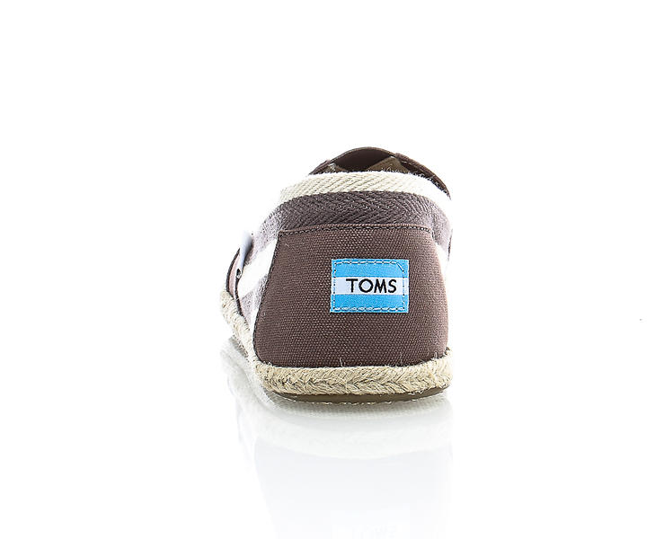 Toms Classics Canvas Espadrille Slip-On (Uomo)