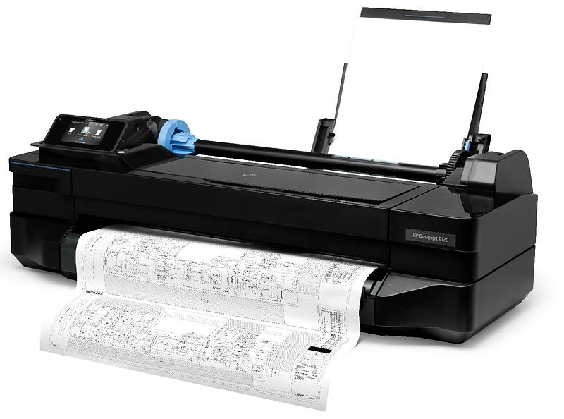 "HP Designjet T120 (24"")"
