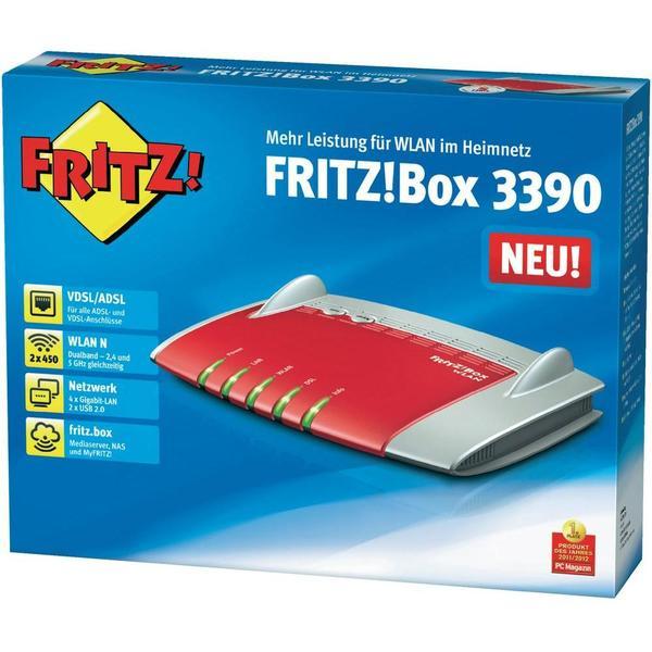 AVM Fritz! Box 3390