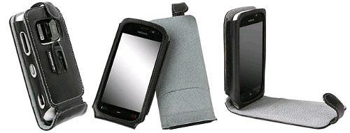 Krusell Orbit Flex Leather Case for Nokia 808 PureView