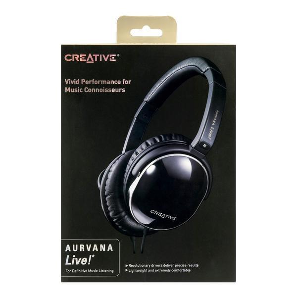 Creative Aurvana Live!
