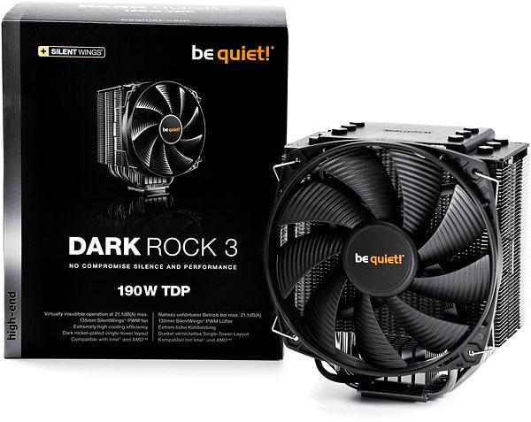 Be Quiet! Dark Rock 3