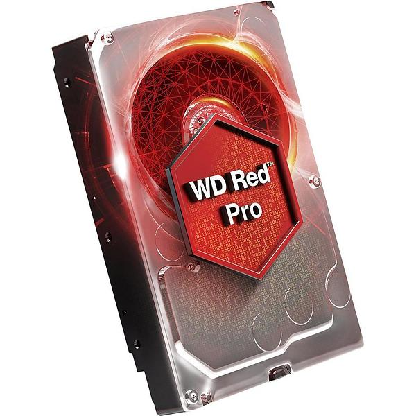 WD Red Pro WD4001FFSX 64MB 4TB