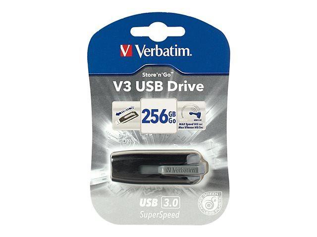Verbatim USB 3.0 Store-N-Go V3 256GB