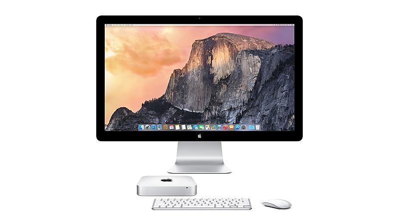 Apple Mac Mini - 2,8GHz DC 8GB 1,13TB